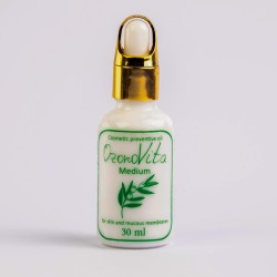 Cosmetic preventive oil...